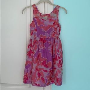 Girls Floral Lilly Pulitzer Dress